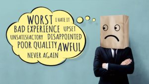 How to Handle Negative Customer Reviews